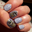 40 great nail art ideas- winter is coming