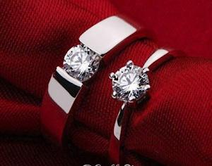 Cincin Kawin Cincin Couple Cincin Nikah Cincin Perak Tunangan
