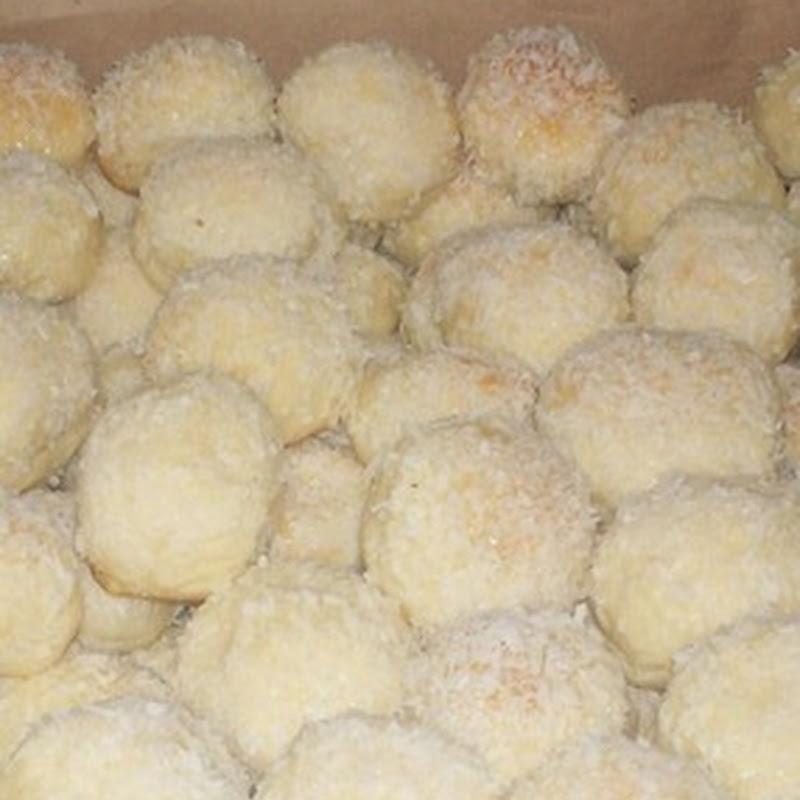 Paozinho baiano - ricette brasiliane