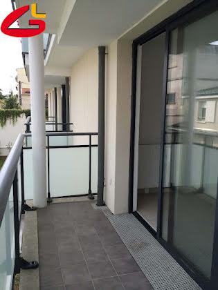 Location appartement 2 pièces 44,52 m2