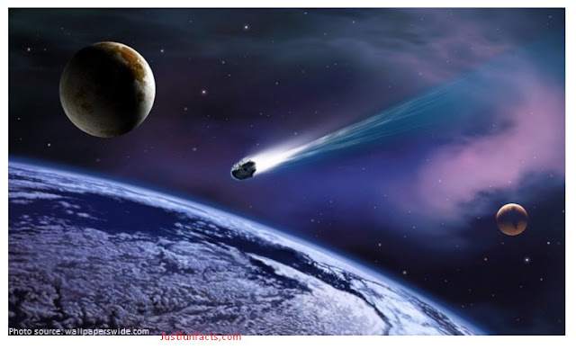 Fakta menarik perihal komet Yang sanggup menambah Pengetahuan  Fakta menarik perihal komet Yang sanggup menambah Pengetahuan