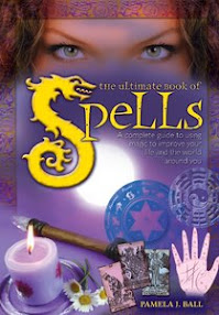 Cover of Pamela Ball's Book The Ultimate Book Of Spells.pdf
