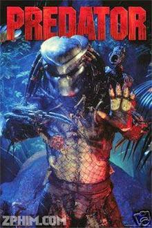 Quái Thú Vô Hình - Predator (1987) Poster