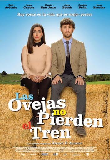 Las ovejas no pierden el tren Οι Κατσίκες δεν χάνουν το Τρένο Poster