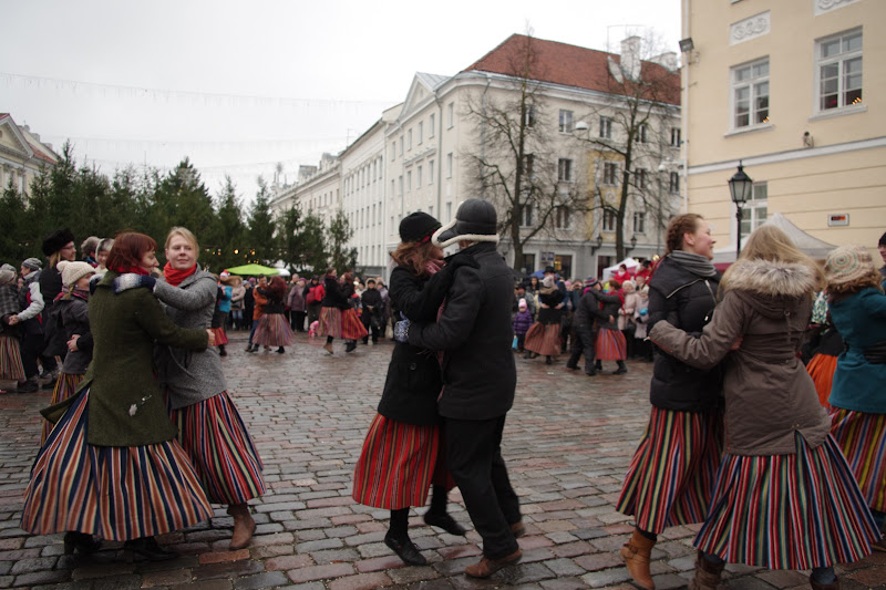 12. detsember 2015 - Tartu talvine tantsupidu Raekoja platsil - IMGP9109.JPG