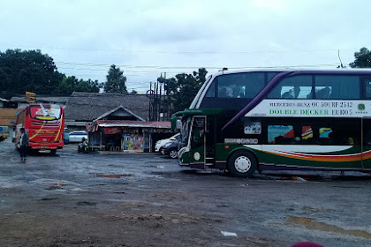 PO Bus Pahala Kencana, plus minus dari seorang penumpang