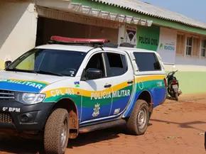 RECUPERADA: Policia Militar recupera moto com apoio da população em tempo recorde antes do proprietário denunciar o furto