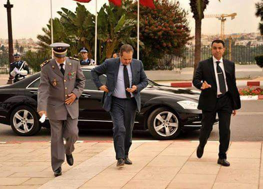"""Marruecos, un """"gran aliado no OTAN"""", un trampolín para los ataques terroristas en Europa."""