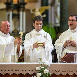 Te Deum UPC s o.biskupom Marekom