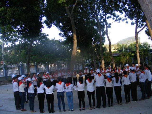 Khóa huấn luyện huynh trưởng Thiếu Nhi Thánh Thể - Giáo Lý Viên hạt Nha Trang năm 2016 tại Giáo xứ Phước Đồng - Giáo hạt Nha Trang