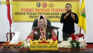 Di Lampung 3 Daerah Sudah Zona Hijau