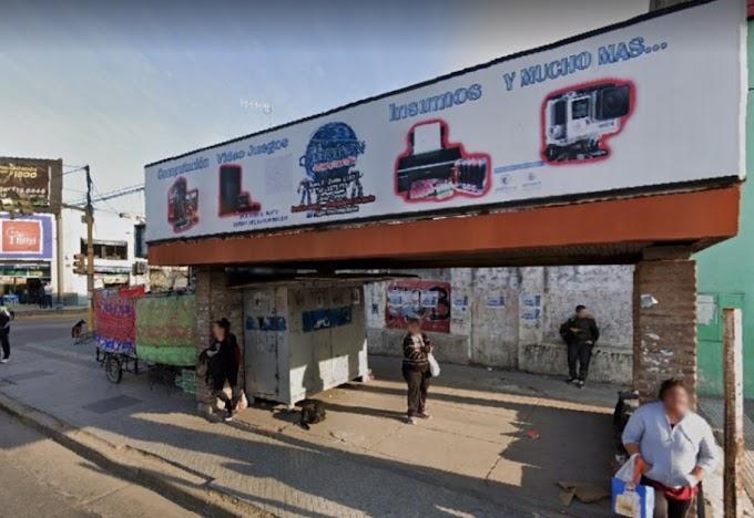 Robo al Kiosco de diarios de Av. San Martin y Juan D. Perón