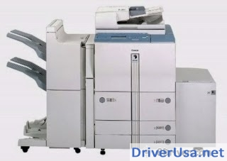 Download Canon iR5000i printing device driver – the way to set up