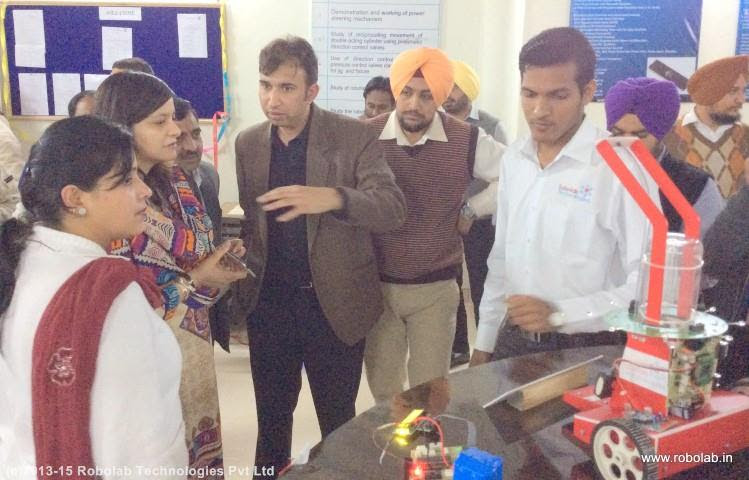 Amritsar College of Engineering and Technology, Amritsar Robolab (8).jpg