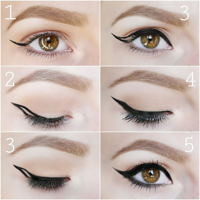 how to eyeliner richtig auftragen tipps und tricks f r den perfekten lidstrich elenasmakeup. Black Bedroom Furniture Sets. Home Design Ideas