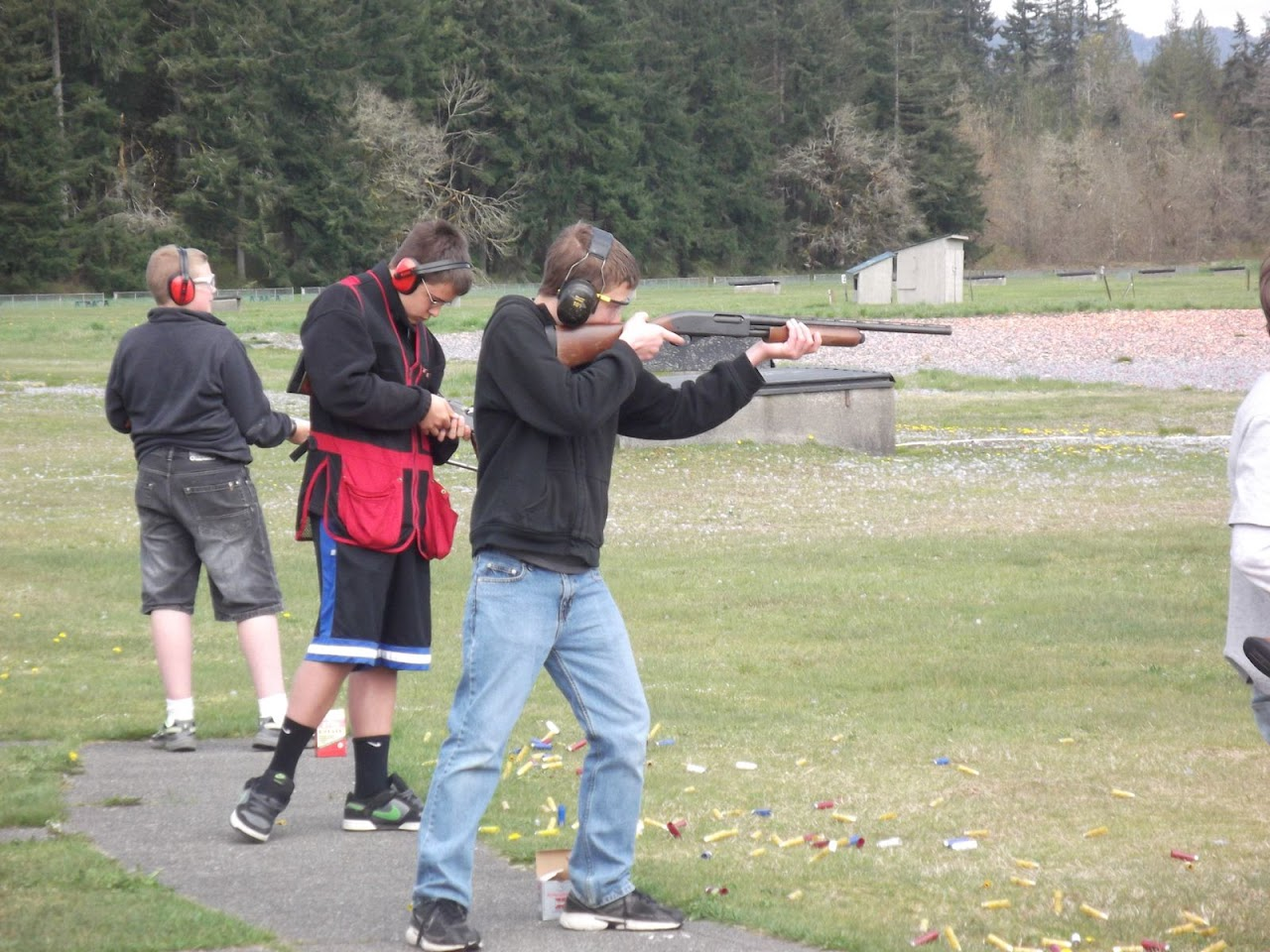 2012 Shooting Sports Weekend - DSCF1460.JPG
