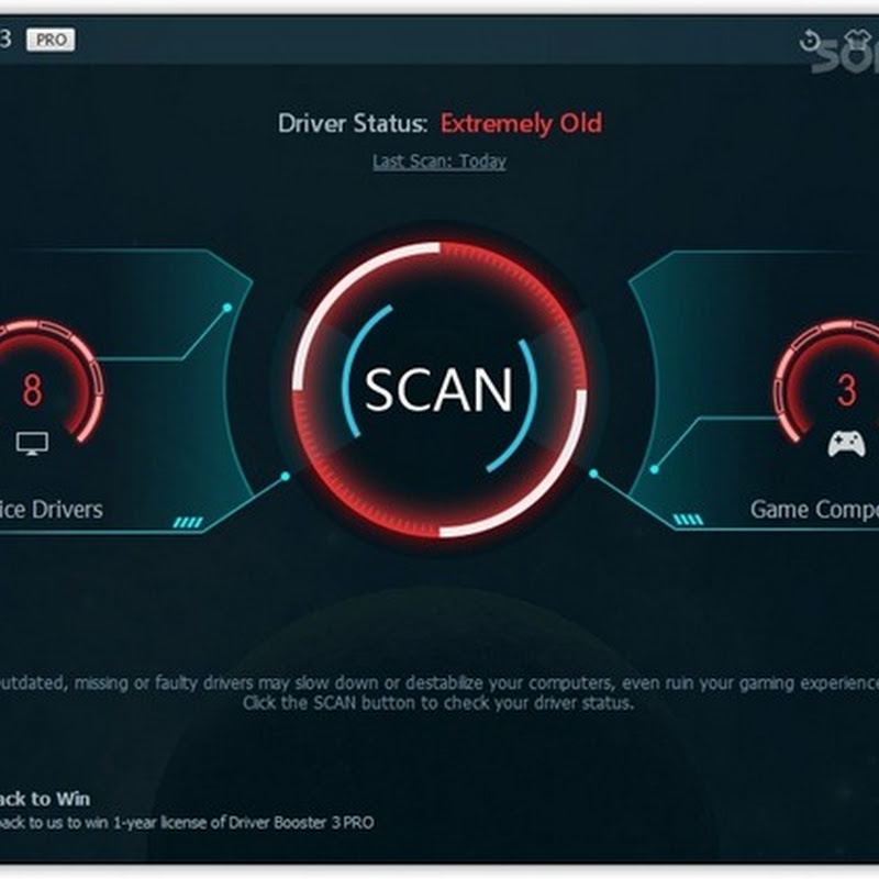 driver booster 3.5 pro serial key 2017
