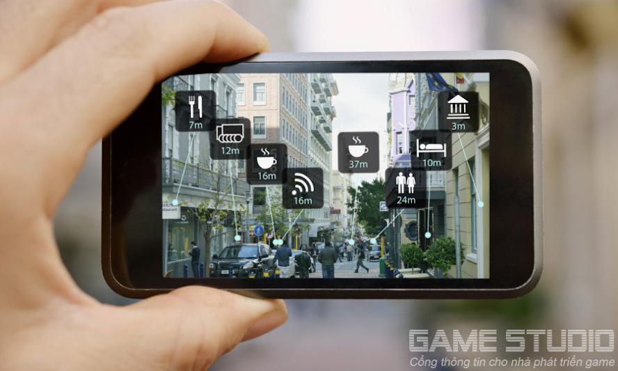 Những công cụ tạo Augmented Reality tốt nhất cho các ứng dụng mobile