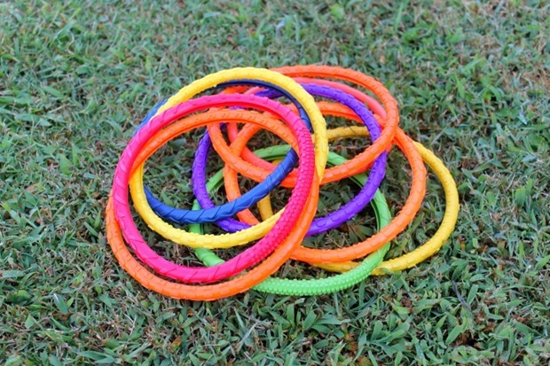 DIY ring toss game 3