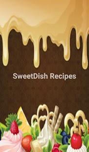 SweetDishRecipes - náhled