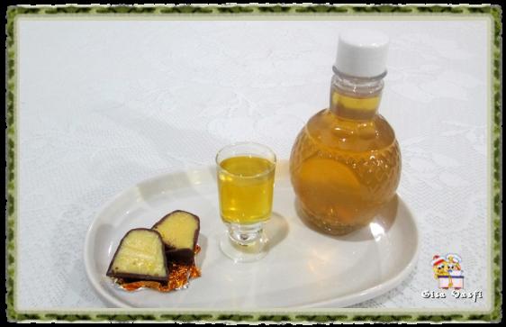 Licor de laranja 1