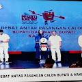 DBH Desa Jadi Bahasan di Debat Cabup, Apdesi : Baru 7,4 Persen !