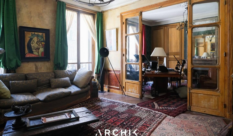 Appartement avec terrasse Paris 19ème