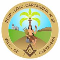 Hace 112 (1908) años se dio el levantamiento de columnas de la Logia Cartagena N° 52 en Cartagena Colombia