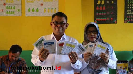 Adjo Sardjono : TPS Sukabumi Kondusif
