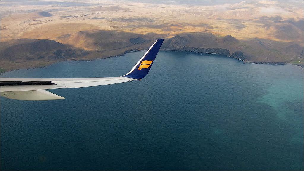 Исландия Iceland Icelandair