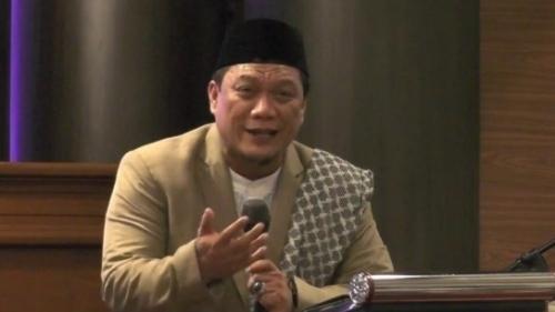 Tantang COVID-19, Yahya Waloni: Ditembak pun Saya Ogah Pakai Masker!