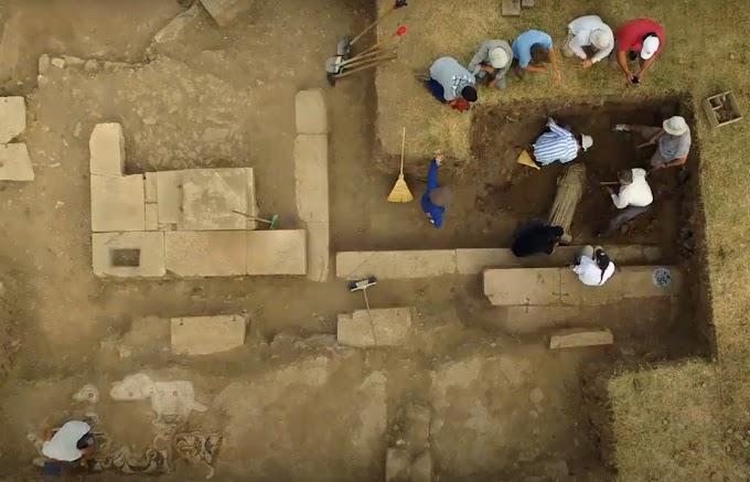Στην ελληνική πόλη Μητρόπολη της Μ. Ασίας ανακαλύφθηκε  άγαλμα 1800 ετών (ΦΩΤΟ)