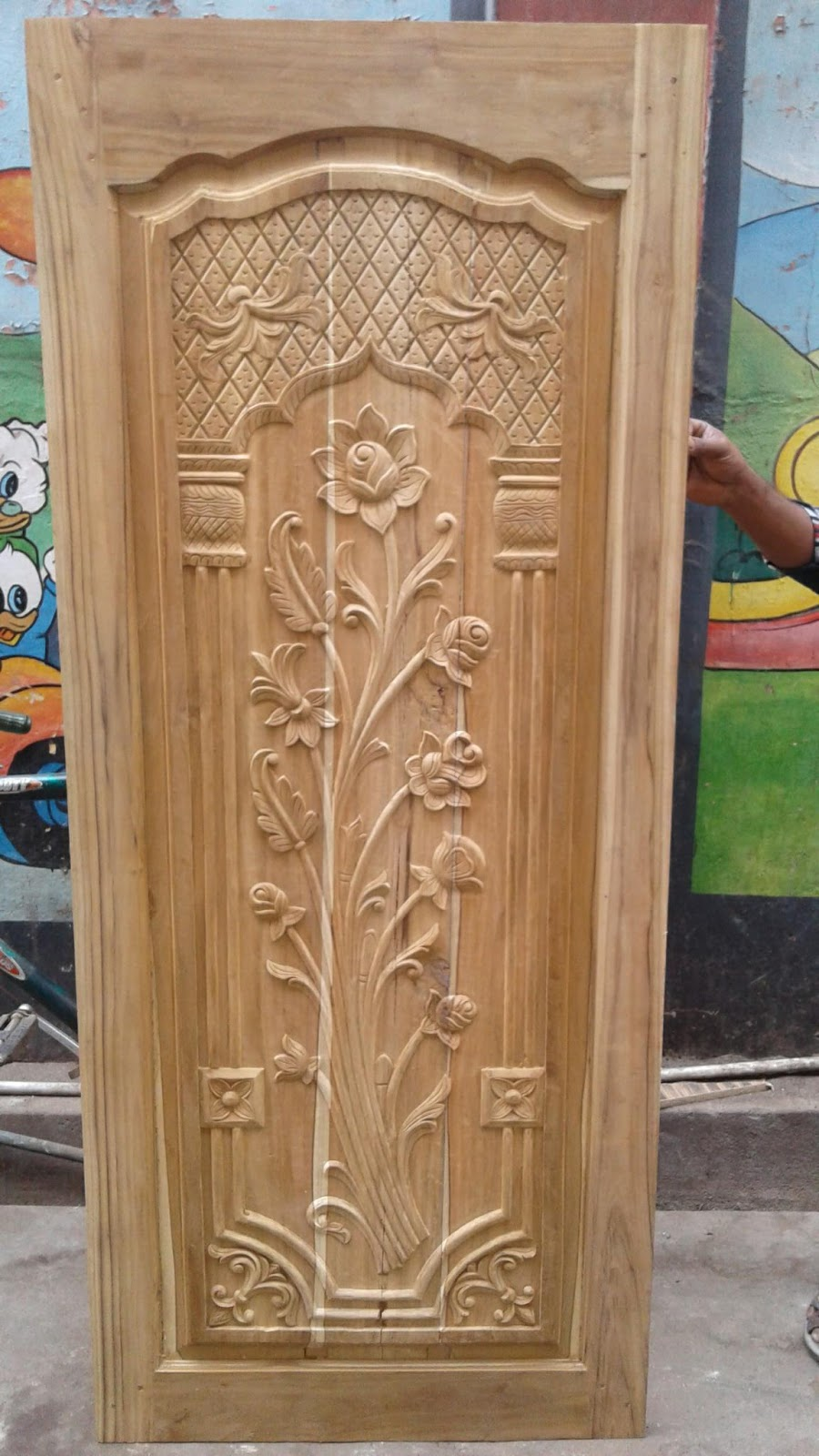 Psr wood carving