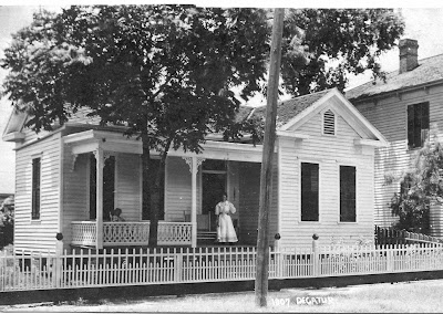 1807 Decatur - original house