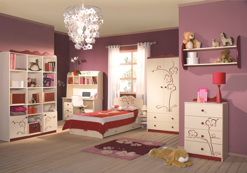 IDEAS DECORATION BEDROOM  FOR GIRL IN 2018 7