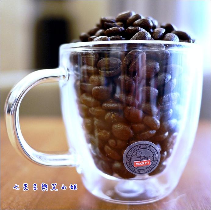 2 丹麥BODUM雙層玻璃馬克杯