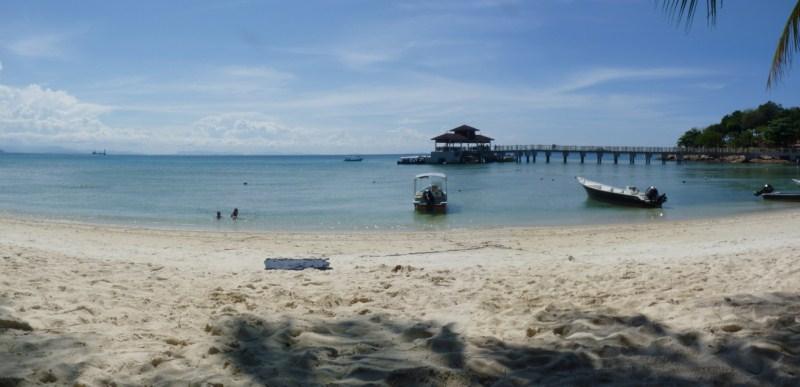 Coral Bay, Pulau Perhentian. MDQ travellers, blog de viajes