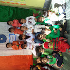 Republic Day Celebration WKSN (25/01/2016) PG to Junior KG