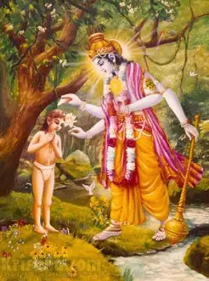 Dhruv, bhakt dhruv, vishnu, Inspirational stories in hindi, short stories in hindi, mythological stories in hindi