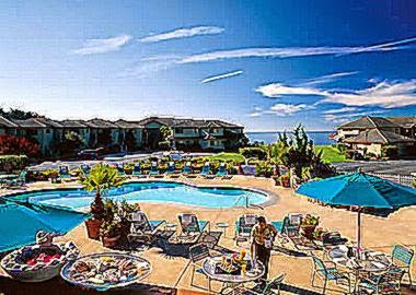 Wedding Room Blocks in Aptos Seascape Beach Resort Santa Cruz