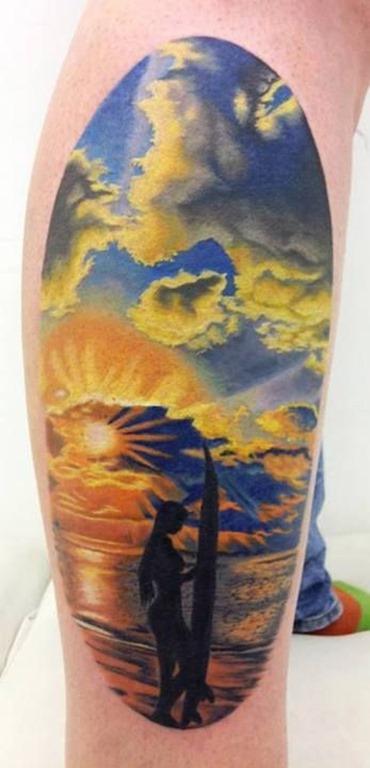 oval_emoldurado_praia_perna_tatuagem