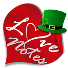 LoveNotes for St Patrick's Day icon