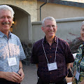 Fred Gustavson, Dave and Laura Harmon
