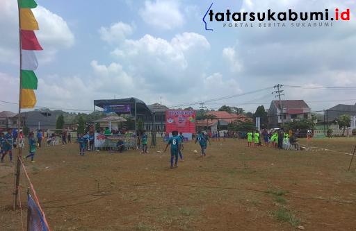 Festival Turnamen Sepak Bola U - 11 Sukabumi, Persiapan Ajang Nasional
