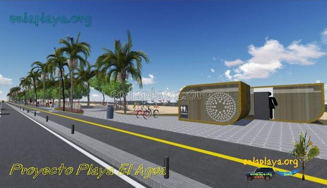 Proyecto Playa el Agua, Margarita