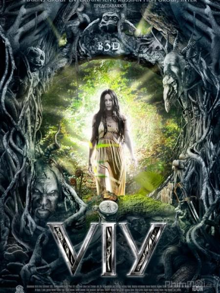 Vùng đất quỷ (Nơi bị nguyền rủa) - Viy (2014)