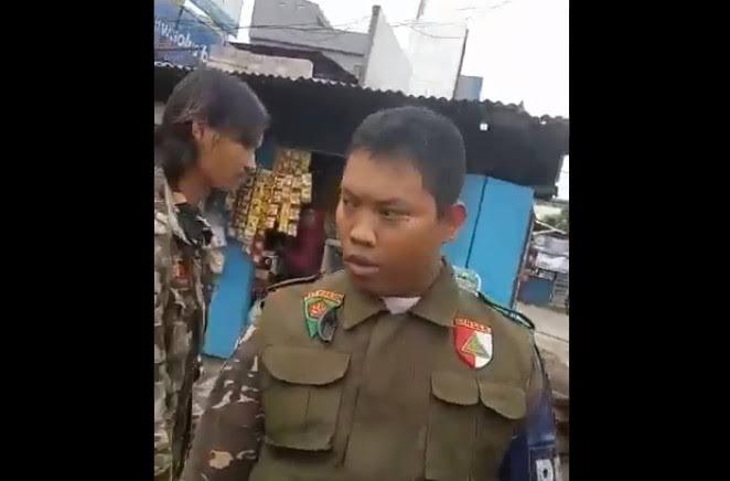 Diersekusi di Jalan, Banser Adukan ke Polisi