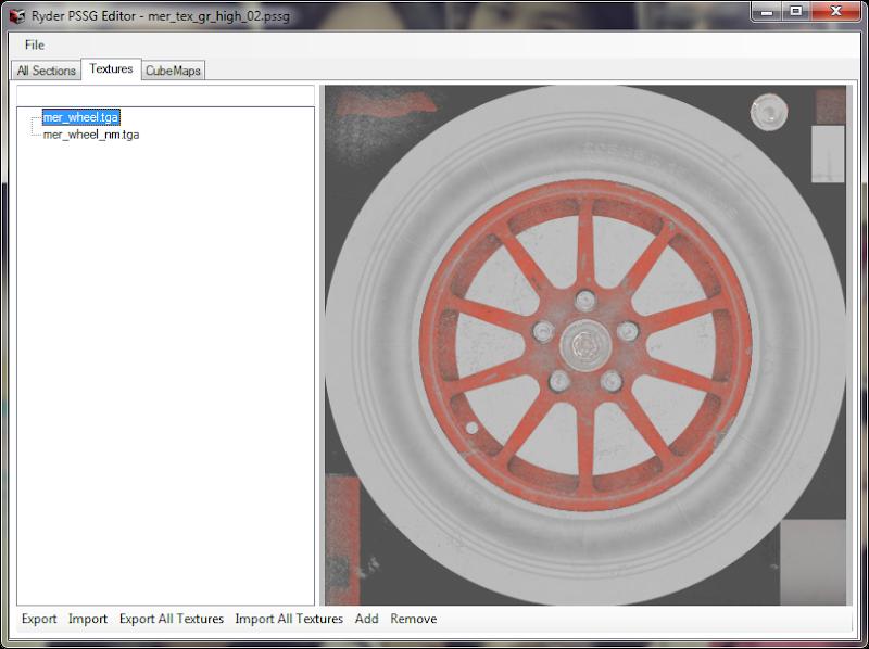 การเพิ่มลายรถใหม่ลงไปใน DiRT 3 และการทำภาพ Tiles ของรถ Newcar05