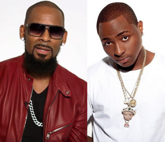[Music] Davido – IF (Remix) Ft. R . Kelly