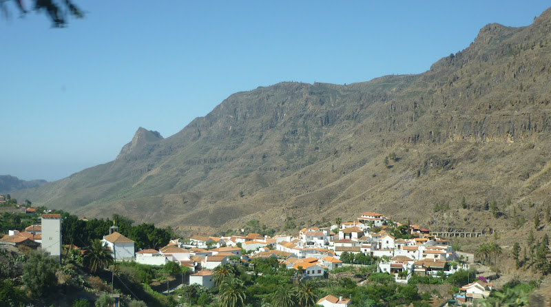 Panorama Fataga